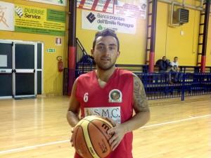 6 Mattia Sabattini  (Capitano )