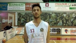13 Lorenzo Gargioni