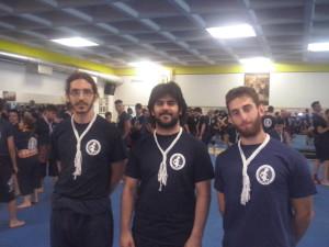 Atleti IN FIERI promossi al 2° Khan